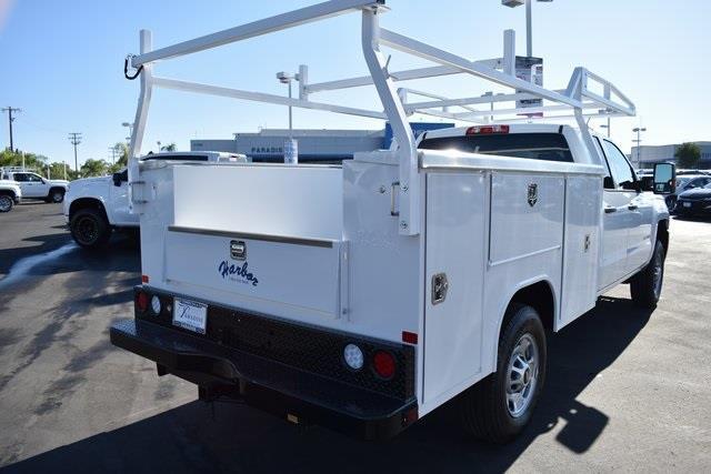 2019 Chevrolet Silverado 2500 Double Cab 4x2, Harbor Utility #M191262 - photo 1
