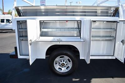 2019 Chevrolet Silverado 2500 Double Cab 4x2, Knapheide KUVcc Utility #M191262 - photo 9