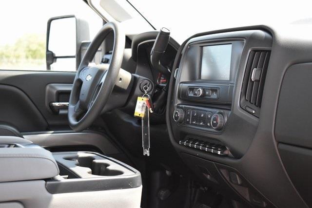 2019 Chevrolet Silverado 4500 Regular Cab DRW 4x2, Scelzi Flat/Stake Bed #M191265 - photo 10