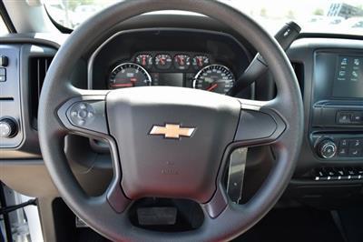 2019 Chevrolet Silverado 4500 Regular Cab DRW 4x2, Scelzi Flat/Stake Bed #M191265 - photo 15