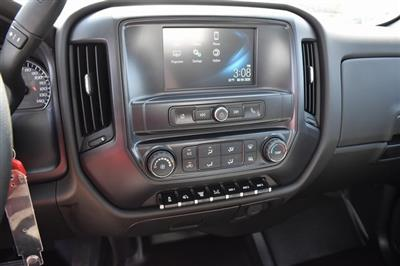 2019 Chevrolet Silverado 4500 Regular Cab DRW 4x2, Scelzi Flat/Stake Bed #M191265 - photo 16