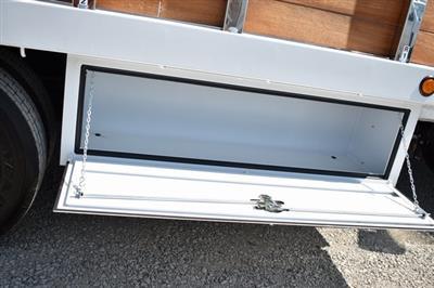 2019 Chevrolet Silverado 4500 Regular Cab DRW 4x2, Scelzi Flat/Stake Bed #M191265 - photo 9