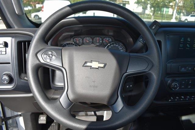 2019 Chevrolet Silverado 5500 Regular Cab DRW 4x2, Harbor ComboMaster Combo Body #M191268 - photo 17