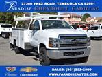 2019 Chevrolet Silverado 5500 Regular Cab DRW 4x2, Harbor ComboMaster Combo Body #M191268 - photo 1