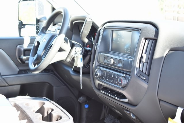 2019 Silverado 2500 Double Cab 4x2,  Harbor TradeMaster Utility #M19129 - photo 15