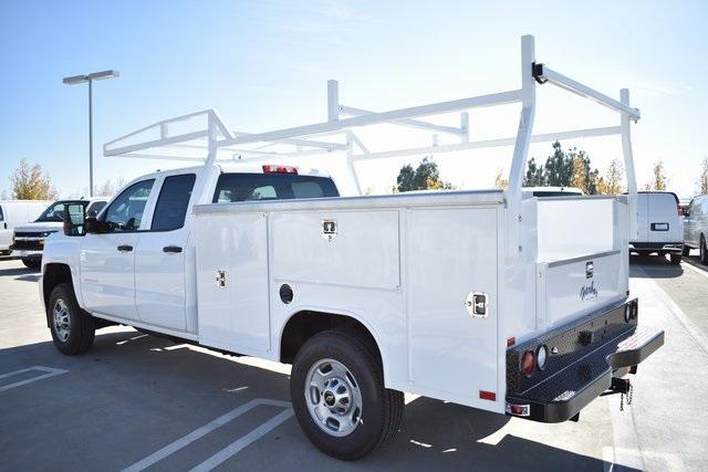 2019 Silverado 2500 Double Cab 4x2,  Harbor TradeMaster Utility #M19129 - photo 7