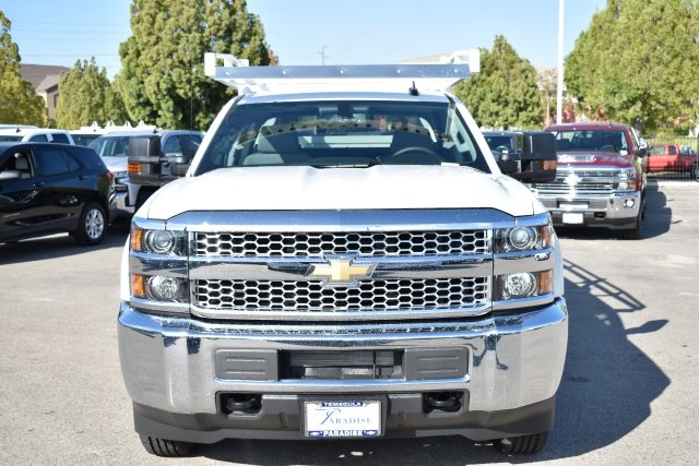 2019 Silverado 2500 Double Cab 4x2,  Royal Service Body Utility #M19130 - photo 4