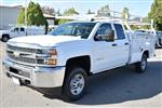 2019 Silverado 2500 Double Cab 4x2,  Royal Service Body Utility #M19130 - photo 5