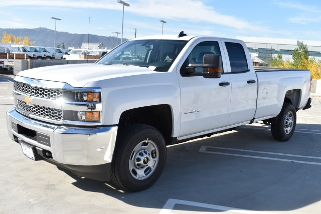 2019 Silverado 2500 Double Cab 4x2,  Pickup #M19132 - photo 5