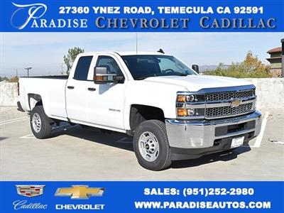 2019 Silverado 2500 Double Cab 4x2,  Pickup #M19132 - photo 1