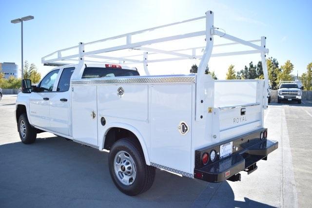 2019 Silverado 2500 Double Cab 4x2,  Royal Utility #M19133 - photo 7