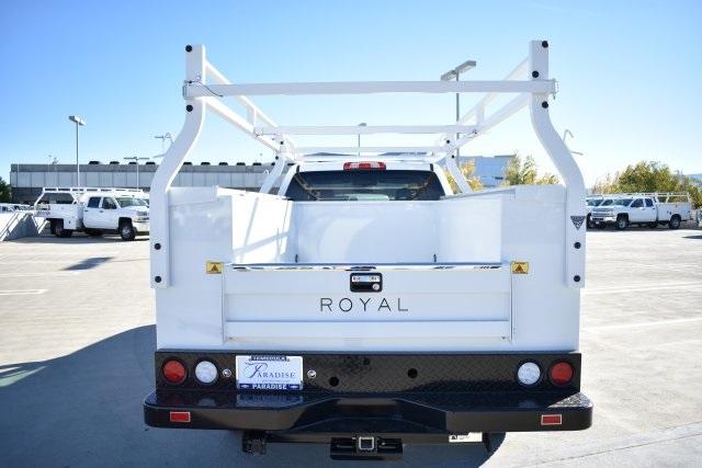 2019 Silverado 2500 Double Cab 4x2,  Royal Utility #M19133 - photo 8