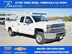 2019 Silverado 2500 Double Cab 4x2,  Royal Utility #M19133 - photo 1