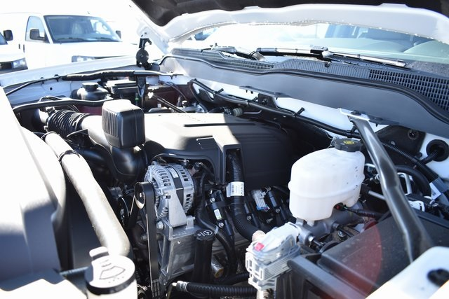 2019 Silverado 2500 Double Cab 4x2,  Harbor Utility #M19135 - photo 24