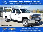 2019 Silverado 2500 Double Cab 4x2,  Harbor Utility #M19135 - photo 1