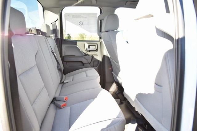 2019 Silverado 2500 Double Cab 4x4,  Harbor Utility #M19138 - photo 17
