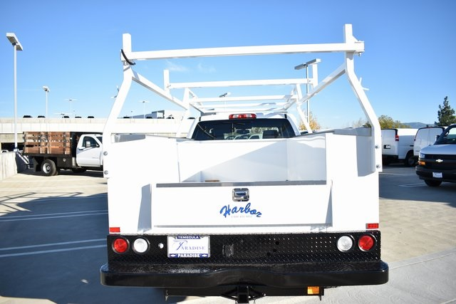 2019 Silverado 2500 Double Cab 4x4,  Harbor Utility #M19138 - photo 9