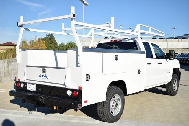 2019 Silverado 2500 Double Cab 4x4,  Harbor Utility #M19138 - photo 2