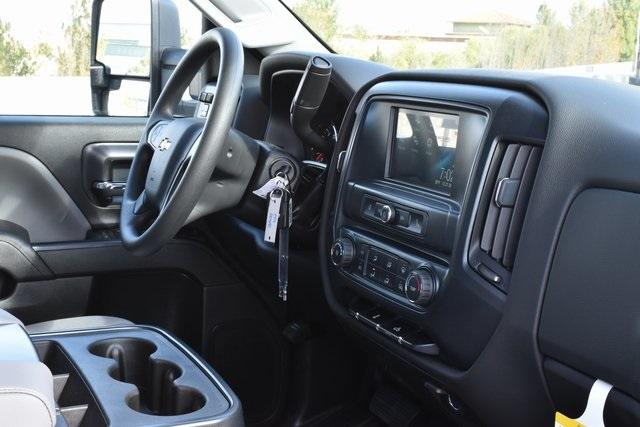 2019 Silverado 2500 Double Cab 4x2,  Royal Service Body Utility #M19143 - photo 20