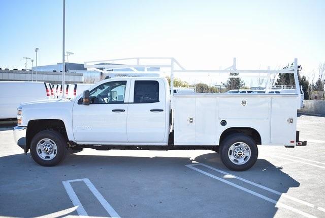 2019 Silverado 2500 Double Cab 4x2,  Harbor Utility #M19144 - photo 7