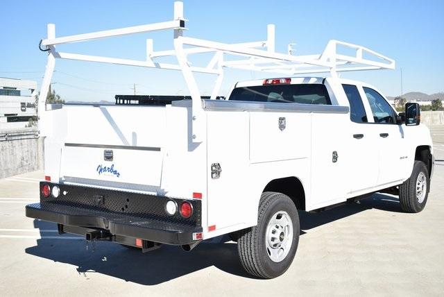 2019 Silverado 2500 Double Cab 4x2,  Harbor Utility #M19144 - photo 2