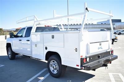 2019 Silverado 2500 Double Cab 4x2,  Harbor TradeMaster Utility #M19144 - photo 8