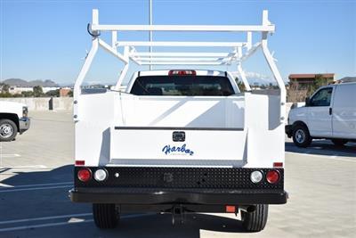 2019 Silverado 2500 Double Cab 4x2,  Harbor TradeMaster Utility #M19144 - photo 9