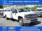 2019 Silverado 3500 Regular Cab DRW 4x2,  Harbor Combo Body #M191464 - photo 1