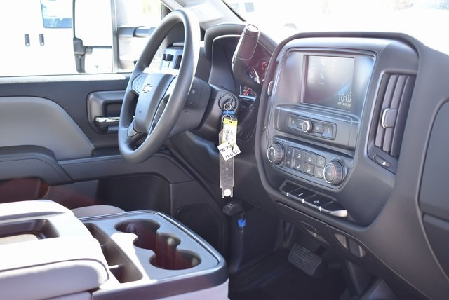 2019 Silverado 3500 Regular Cab DRW 4x2,  Harbor Contractor Body #M19147 - photo 16