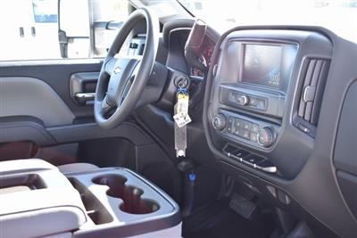 2019 Silverado 3500 Regular Cab DRW 4x2,  Harbor Standard Contractor Body #M19147 - photo 16