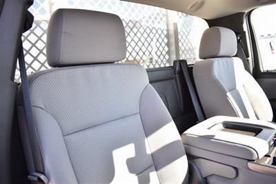 2019 Silverado 3500 Regular Cab DRW 4x2,  Harbor Standard Contractor Body #M19147 - photo 18