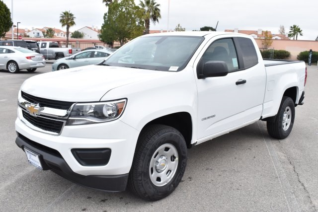 2019 Colorado Extended Cab 4x2,  Pickup #M19152 - photo 5