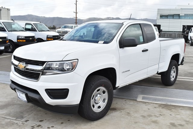 2019 Colorado Extended Cab 4x2,  Pickup #M19158 - photo 6