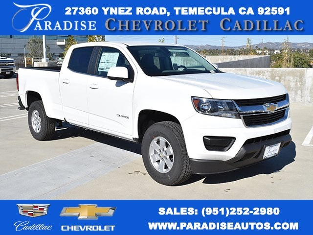 2019 Colorado Crew Cab 4x2,  Pickup #M19161 - photo 1