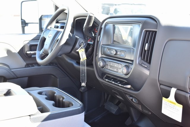 2019 Silverado 2500 Double Cab 4x2,  Royal Service Body Utility #M19166 - photo 15