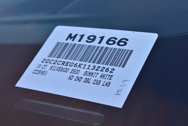 2019 Silverado 2500 Double Cab 4x2,  Royal Service Body Utility #M19166 - photo 4