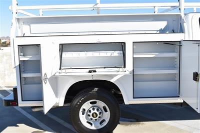 2019 Silverado 2500 Double Cab 4x2,  Royal Service Body Utility #M19166 - photo 10