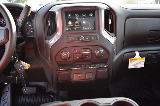2019 Silverado 1500 Double Cab 4x2,  Pickup #M19171 - photo 19