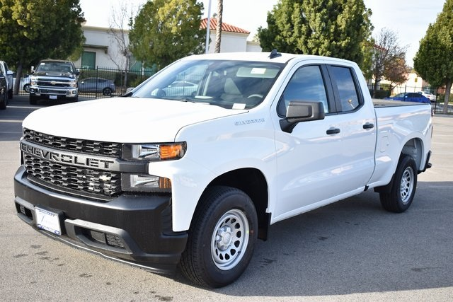 2019 Silverado 1500 Double Cab 4x2,  Pickup #M19171 - photo 6