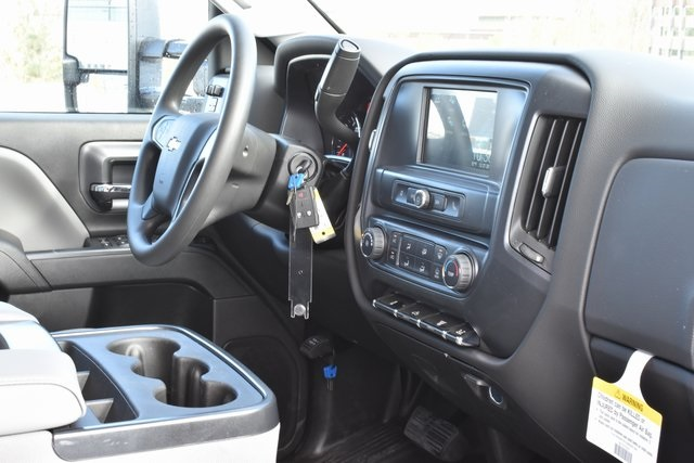 2019 Silverado 3500 Crew Cab DRW 4x4,  Harbor Utility #M19174 - photo 20