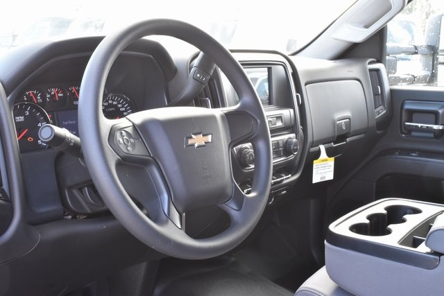 2019 Silverado 3500 Crew Cab DRW 4x4,  Harbor Utility #M19174 - photo 25