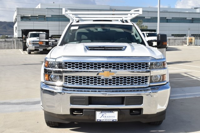 2019 Silverado 3500 Crew Cab DRW 4x4,  Harbor Utility #M19174 - photo 5