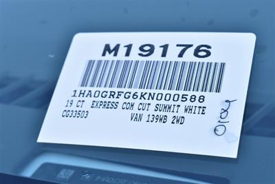 2019 Express 3500 4x2,  Supreme Spartan Service Utility Van Plumber #M19176 - photo 4