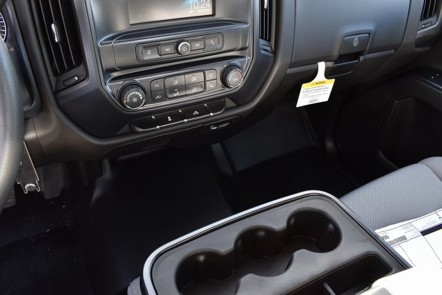 2019 Silverado 3500 Regular Cab DRW 4x2,  Royal Platform Body #M19187 - photo 18