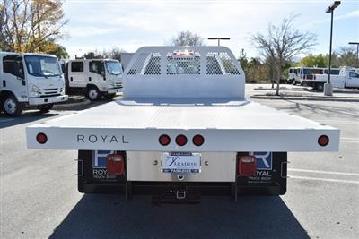 2019 Silverado 3500 Regular Cab DRW 4x2,  Royal Platform Body #M19187 - photo 9