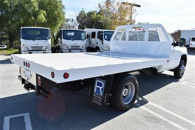 2019 Silverado 3500 Regular Cab DRW 4x2,  Royal Platform Body #M19187 - photo 2