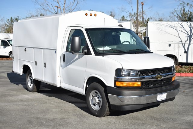 2019 Chevrolet Express 3500 4x2, Royal Plumber #M191914 - photo 1