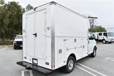 2019 Express 3500 4x2,  Supreme Spartan Service Utility Van Plumber #M19193 - photo 2
