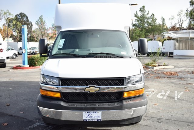 2019 Chevrolet Express 3500 4x2, Supreme Spartan Service Utility Van Plumber #M191989 - photo 4
