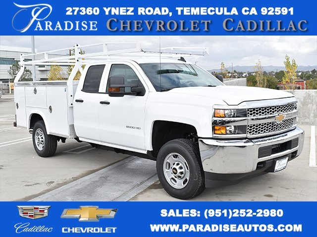2019 Silverado 2500 Double Cab 4x2,  Royal Utility #M19203 - photo 1